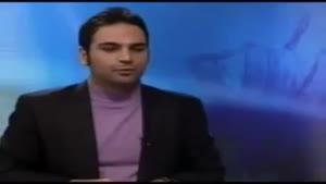مصاحبه ی دیدنی احسان علیخانی با مرتضی احمدی