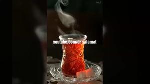 مصرف چای داغ چه عوارضی را درپی خواهد داشت؟