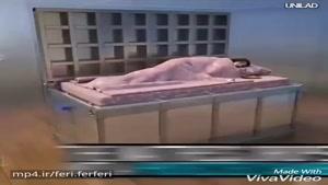 تختی که در وقوع زلزله از شما محافظت میکند عالیه😊👌🏻