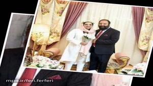 مراسم عقد نرگس محمدی و علی اوجی
