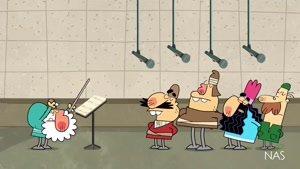 انیمیشن طنز دیرین دیرین - این قسمت : نُت نِت