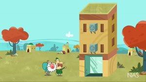 انیمیشن دیرین دیرین - این قسمت : فرزکاری
