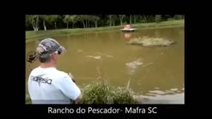 ماهیگیری با تیر کمان
