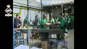 تنها واحد صنعتی تولید ترانس کشور