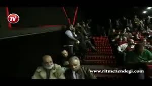 گفتگو با عوامل فیلم توقیف شده ی استراحت مطلق