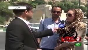 خنده دار ترین گزارش های تلوزیون ایران !!