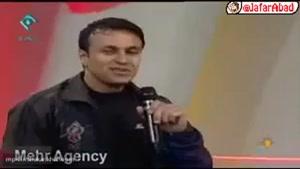 صحبتهای داوطلب شکستن رکورد گینس پس از تشنج در برنامه علی ضیا 😐