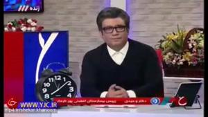 گفت و گوی جنجالی رشیدپور با رئیس یک بیمارستان و دلیل فوت یک بچه هشت ماهه که از اتباع افغانستان