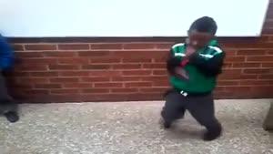 رقص جالب بچه ها