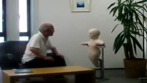 ربات های انسان نما - ۶