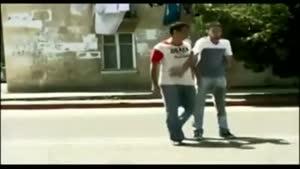 رد شدن از خیابون