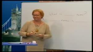 آموزش زبان انگلیسی - پارت یک - جلسه ی اول