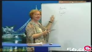 آموزش زبان انگلیسی - پارت یک - جلسه ی سوم