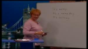 آموزش زبان انگلیسی - پارت یک - جلسه ی بیستم