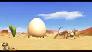 ماجراهای اسکار - این قسمت تخم مرغ آسان