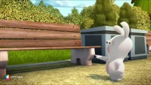 کارتون خرگوش های بازیگوش - مگس