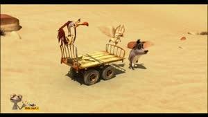 ماجراهای اسکار - این قسمت روز مرغ