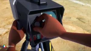کارتون خرگوش های بازیگوش - دوربین کنترل سرعت