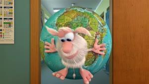 انیمیشن بوبا - این قسمت کابینه زیست شناسی