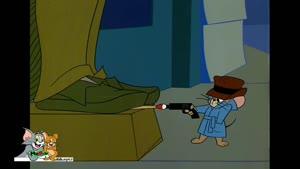 تام و جری قسمت ۱۵۶ - تام و جری در حال جنگ با اسلحه