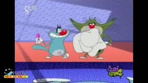 کارتون اوگی و سوسکها - قسمت پازل