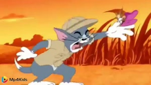 کارتون تام و جری این قسمت - حیات وحش