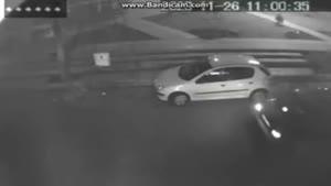 دزدی در ۱۵ ثانیه