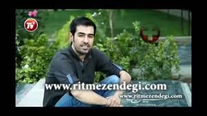 چالش سطل اب یخ شهاب حسینی