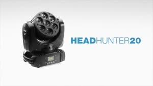 تجهیزات نورپردازی حرفهای Stagg : مدل HeadHunter۲۰