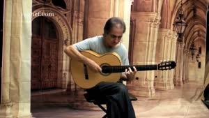 تکنوازی Paco Fonta با گیتار اسپانیایی استیو ۹F