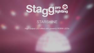 تجهیزات نورپردازی حرفه ای Stagg مدل Starshine