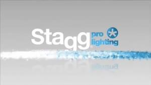 نورپردازی حرفه ای Stagg: لیزر مدل City Beam ۱۷
