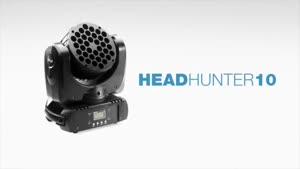 تجهیزات نورپردازی حرفهای Stagg : مدل HeadHunter۱۰