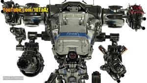 ربات های قاتل در جنگ های آینده
