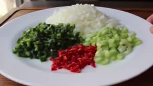 طرز تهیه ی خوراک هات داگ و لوبیا