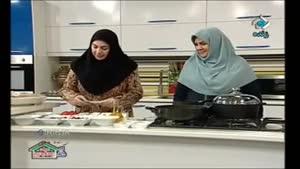 طرز تهیه ی مقلوبه غذای لبنانی