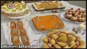 کیک کدو حلوایی و لیمو - نمیدونی چی هست !