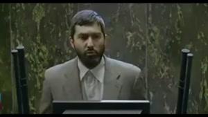 در فیلم سینمایی مارموز به کارگردانی کمال تبریزی حامد بهداد در نقش محمود احمدی نژاد ظاهر میشود