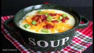 سوپ جزیره - سوپی متفاوت