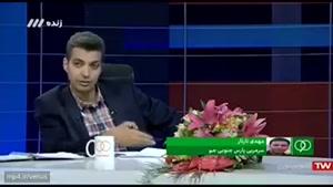 جنجال بین دو مربی پارسجنوبیجم و فولاد خوزستان