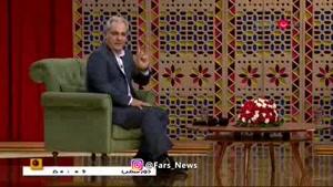 کنایه مهران مديرى به دعواهای فوتبالی در برنامه نود ♦️ عادل عاشق دعواست!