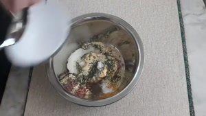 طرز تهیه قرمزه نخودچی یه غذای خوشمزه واصیل اصفهان