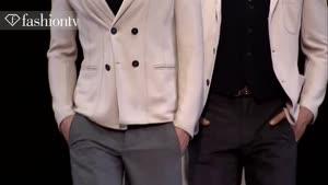 نمایش مدمردانه Giorgio Armani - تابستان 2013
