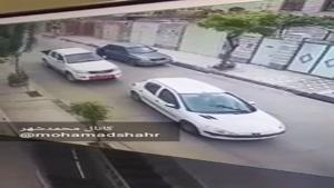 زورگیری با قمه و سرقت خودرو تویوتا هایلوکس در محمدشهر (ولدآبادبزرگ) کرج