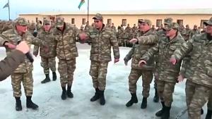 روز ارتش در جمهوری آذربایجان😍
