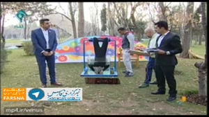 اتفاق دلهرهآور در برنامه پخش زنده علی ضیا 🔹داوطلب شکستن رکورد گینس تشنج کرد 🔹