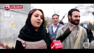 عکس العمل های عجیب پسرهای ایرانی: حاضری با دختری که قبل از تو رابطه داشته ازدواج کنی؟