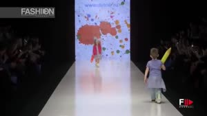 فشن شوی کودکان در هفته مد روسیه - مرسدس بنز2016