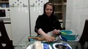 طرز تهیه جوجه ترش حلزونی