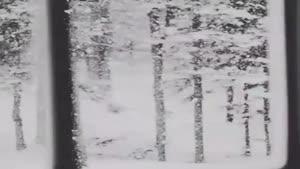 کلیپ زیبای زمستانی